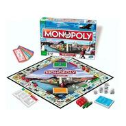 Juego De Mesa Monopoly Argentina Envio Full (6547)
