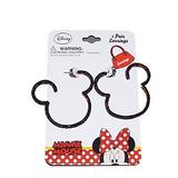 Disney Mickey Y Minnie Mouse Bebé Vestido De Niña Silueta