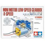 Caja De Cambios De Velocidad Mini Motor De Baja Velocidad 4