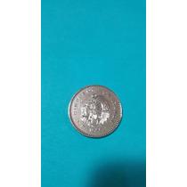 Moneda Antigua De 50 Centavos De 1956. Paquete De 5 Monedas.