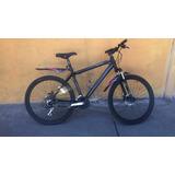 Bicicleta De Montaña Aluminio Northrock Xc6 Frenos De Disco