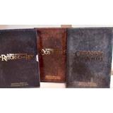 Coleccion El Señor De Los Anillos Dvd Version Extendida