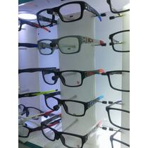 Armação Oakley Óculos De Grau 5 Cores Pronta Entrega