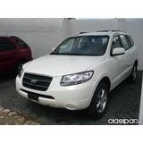 Repuestos Usados De Hyundai Santa Fe 2007 Al 2009