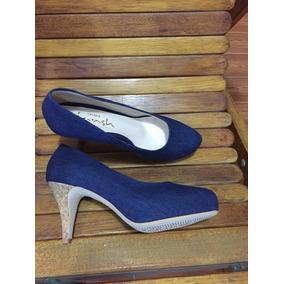 Zapatos Nuevos Jean C/plataforma 60soles