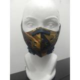 Mascara Para Correr De Neopreno Con Filtros Color Camuflaje
