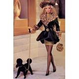Boneca Barbie Collector * Spiegel Shopping Chic *com Poodle