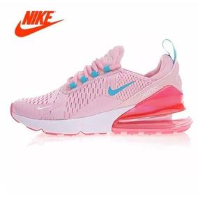 Tenis Feminino Nike Original - Tênis para Feminino Rosa claro no ... c8cc9ee4df114