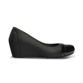 Crocs Cap Toe Wedge Mujer 12299060