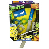 Set De Batalla Tortugas Ninja