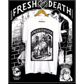 Camiseta Alchemist Clothes - Last Wish - Branca