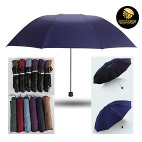 Protección Solar Grande Uv Spf 50+ Sombrilla Paraguas Doble