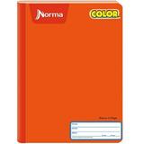 Norma Cuaderno Cosido College 100 Hojas Blancas