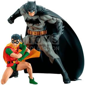 Batman & Robin (pack) Artfx+ Statue - Dc Comics - Kotobukiya