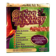 Ortiga Mas Ajo Rey Con Omega 3 6 9 Original Duo  Envio Full