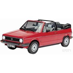 Revell Vw Volkswagen Golf I Caribe Cabrio 1/24 Armar Pintar