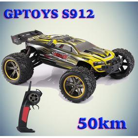 Carrinho De Controle Gptoys S912 Monster Truck