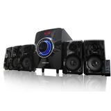 Sistema Home Theater Panacom 5.1 Bluetooth Sd Usb 6000w