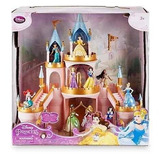 Castillo Disney Store Princesas Con Luz