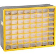 Organizador Plástico Com 64 Gavetas Opv 310 Vonder