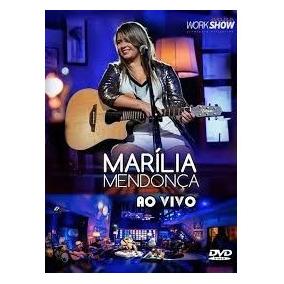 Dvd E Cd - Marília Mendonça - Ao Vivo [2016]