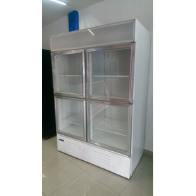 Refrigerador Comercial 4 Puertas, Marca Nieto