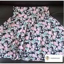 Faldas Campana Corte Princesa Estampadas