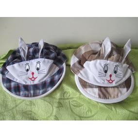 Gorras Para Bebes,franela,conjuntos,tetero,biberones,cunas