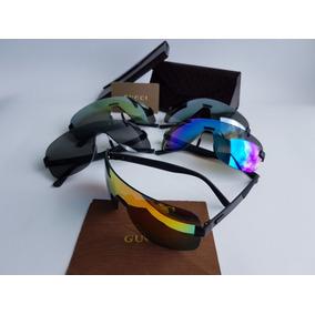 Gafas Gucci De Sol Filtro Uv400 Monolente