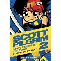 Libro Scott Pilgrim Color Hardcover Volume 2: Vs. The World