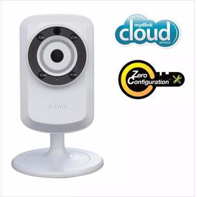 Câmera Wireless Ou Com Fio D-link Dcs-933l