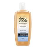 Loción Astringente Neutrogena Deep Clean 200 Ml