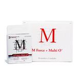 Preservativo M Force + Multi-o Bulto 10 Cajas De 3 Unidades