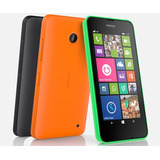 Smartphone Nokia Lumia 630 Dual Chip 3g Original Vitrine