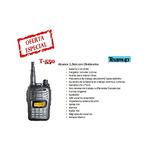 Radio Transmisor Portátil Bidireccional Teamup T-550