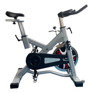 Bicicleta Fija Spinning Profesional Gimnasio 61kg Anti Shock