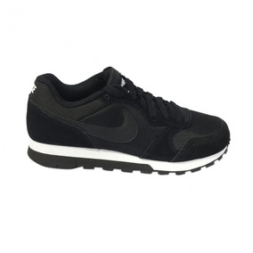 Tênis Nike Md Runner 2 Feminino - Preto E Branco · R  279 90 671d0184a880e