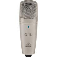 Micrófono Estudio Behringer C-1u Usb