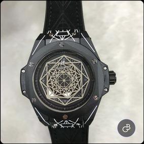 d428cc9fe02 Relogio Luxo Masculino Hublot - Relógios De Pulso no Mercado Livre ...