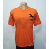 Camiseta Ferro Carril Oeste Retro Naranja 1974