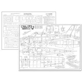 Cessna 172 Skyhawk Plano Marutaka