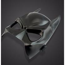 Mascara De Batman - Pvc Plastico Duro