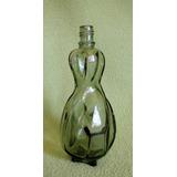 Antigua Botella De Perfume, Curiosa Forma