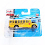 Maisto Fresh Metal School Bus Colectivo Escolar Escala 1 60