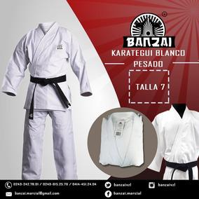 Karategui 16 Onzas, Profesional, - Talla 7 - Marca Banzai