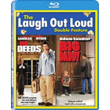 Blu-ray Big Daddy / Mr Deeds Importado