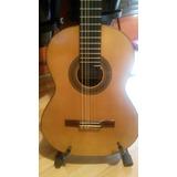 Guitarra Clásica Concierto Doble Tapa Eduardo Franco Vivas