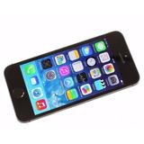 Iphone 5s 16 Gb Cinza Espacial De Amostra Em Estado De Novo