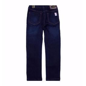 Calça Jeans Cós Elástico Lilica Rilipica Original - 8 Anos