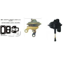 Kit Carburador Junta Diafragma Capsula Chevette Weber Duplo